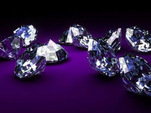 Алмазная огранка камня