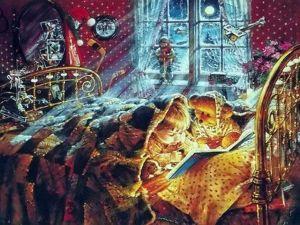 С Новым годом, дорогие мои!!!. Ярмарка Мастеров - ручная работа, handmade.