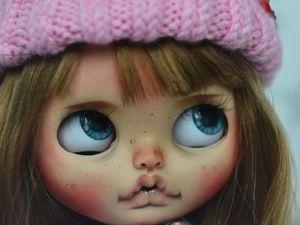 Яна. New Doll. Blythe Custom. Ярмарка Мастеров - ручная работа, handmade.