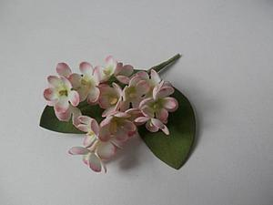 Создаем миниатюрные цветы из фоамирана. Ярмарка Мастеров - ручная работа, handmade.