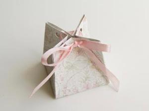 Делаем подарочную мини-коробочку за 15 минут. Ярмарка Мастеров - ручная работа, handmade.