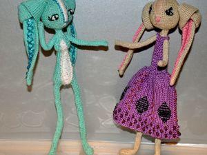 Мои игрушки за 2015 год. Часть 2. Ярмарка Мастеров - ручная работа, handmade.