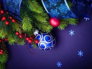 С Новм годом, друзья!. Ярмарка Мастеров - ручная работа, handmade.