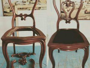 Реставрация стульев. Ярмарка Мастеров - ручная работа, handmade.