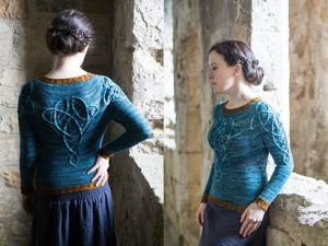 Источник вдохновения кельтские узоры: 50 вязаных моделей. Ярмарка Мастеров - ручная работа, handmade.