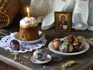Христос воскрес!. Ярмарка Мастеров - ручная работа, handmade.