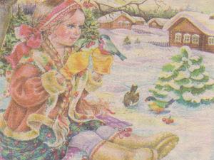 Орнаментация одежды у славянских народов. Ярмарка Мастеров - ручная работа, handmade.