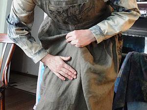 """Как быстро """"разгладить"""" льняную одежду. Ярмарка Мастеров - ручная работа, handmade."""
