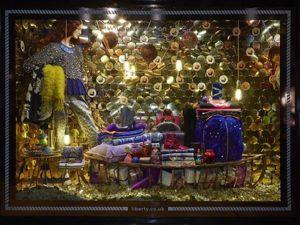 Завораживающие новогодние витрины. Ярмарка Мастеров - ручная работа, handmade.