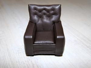 Видео мастер-класс: делаем кресло для кукол. Ярмарка Мастеров - ручная работа, handmade.