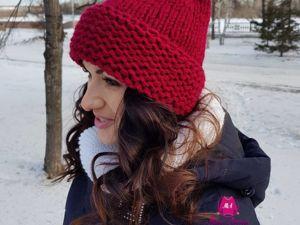 Легко ли выбрать цвет шапки?. Ярмарка Мастеров - ручная работа, handmade.