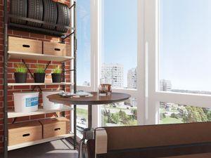 Балкон: кладовка или место отдыха? Советы по обустройству. Ярмарка Мастеров - ручная работа, handmade.