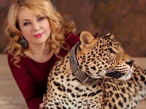 Фотопроект  «Леопард». Ярмарка Мастеров - ручная работа, handmade.