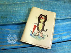 «Мартовские коты»  усы лапы хвост вот мои документы :). Ярмарка Мастеров - ручная работа, handmade.
