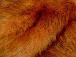 Эко мех лиса, с огромной скидкой!. Ярмарка Мастеров - ручная работа, handmade.