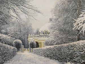 Распродажа зимних пейзажей!. Ярмарка Мастеров - ручная работа, handmade.