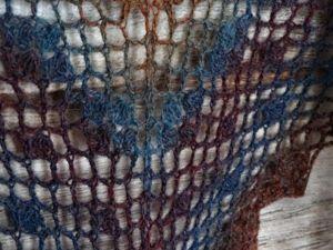 Новая шаль. Ярмарка Мастеров - ручная работа, handmade.