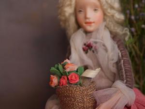 Дополнительные фотографии куклы Адель. Ярмарка Мастеров - ручная работа, handmade.