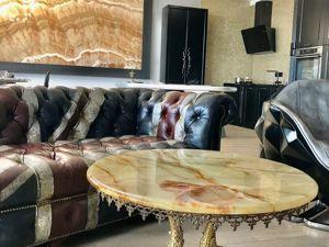 Наш столик в новом доме!. Ярмарка Мастеров - ручная работа, handmade.