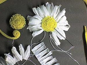 Скоропостижное изготовление сложноцветных.. Ярмарка Мастеров - ручная работа, handmade.