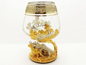 Подарочный бокал для коньяка. Златоуст z1570. Ярмарка Мастеров - ручная работа, handmade.