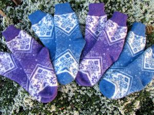 Пусть Ваши ножки будут в тепле. Ярмарка Мастеров - ручная работа, handmade.
