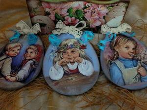 Пасхальные сувениры. Ярмарка Мастеров - ручная работа, handmade.