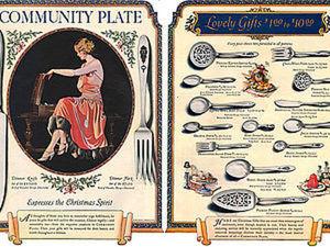 Новогодняя реклама Vintage/1912 г. - 1950 г.. Ярмарка Мастеров - ручная работа, handmade.