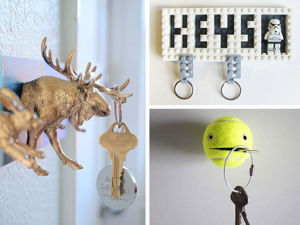 70 Ideas For Key Boxes in Hallway. Livemaster - handmade