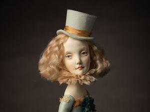 Алиция, новая кукла. Ярмарка Мастеров - ручная работа, handmade.
