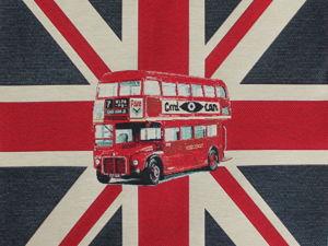 Английский флаг в купонах и чехлах. Ярмарка Мастеров - ручная работа, handmade.