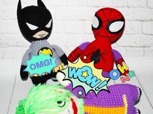 Супергеройские хроники. Ярмарка Мастеров - ручная работа, handmade.