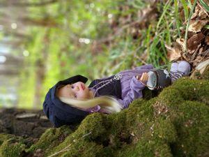 Ходили с Настенькой в лес погулять!. Ярмарка Мастеров - ручная работа, handmade.