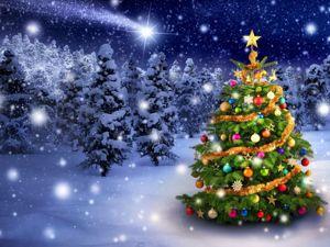 С Наступающим Новым годом и Рождеством !. Ярмарка Мастеров - ручная работа, handmade.