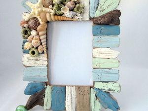 А вы привозите ракушки с моря?). Ярмарка Мастеров - ручная работа, handmade.