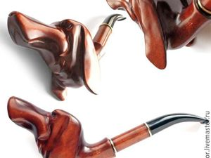 Курительная трубка Dachshund. Ярмарка Мастеров - ручная работа, handmade.