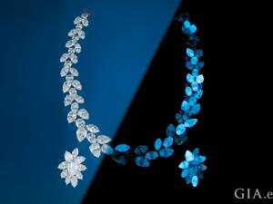 Флуоресценция алмазов: 11 мифов и фактов о свечении. Ярмарка Мастеров - ручная работа, handmade.