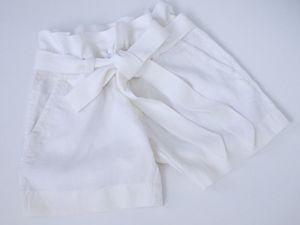 Лайфхак. Переделка из штанов в модные шорты!. Ярмарка Мастеров - ручная работа, handmade.