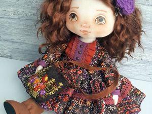 Новая кукла в магазине.Обзор. Ярмарка Мастеров - ручная работа, handmade.