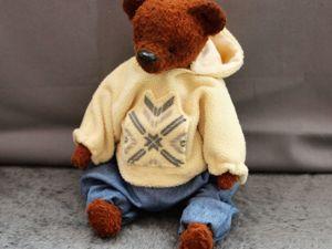 Новый медведь. Ярмарка Мастеров - ручная работа, handmade.