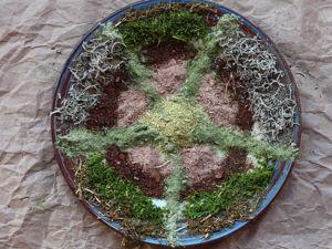 Фото из процесса создания живых благовоний. Ярмарка Мастеров - ручная работа, handmade.