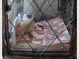 """Мастер-класс: """"Маленький мышонок"""". Ярмарка Мастеров - ручная работа, handmade."""