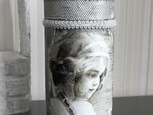 Идея декора коробки для чая. Ярмарка Мастеров - ручная работа, handmade.