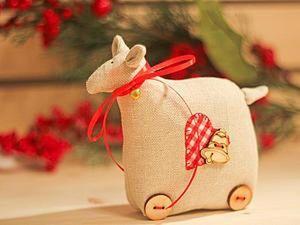 Handmade Tilda Sheep. Livemaster - handmade