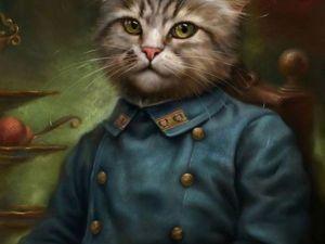 Котики вспоминают школу: ученическая форма царской России. Ярмарка Мастеров - ручная работа, handmade.