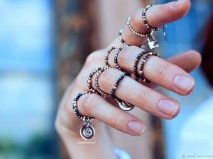 На каком пальце стоит носить кольцо и почему. Ярмарка Мастеров - ручная работа, handmade.