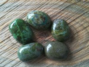 Видео кабошонов из зеленой яшмы. Ярмарка Мастеров - ручная работа, handmade.
