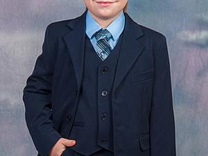 Шьём школьную форму для мальчика.  Часть 1. Ярмарка Мастеров - ручная работа, handmade.