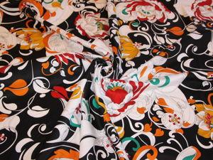 До -50% на все ткани с принтом!. Ярмарка Мастеров - ручная работа, handmade.