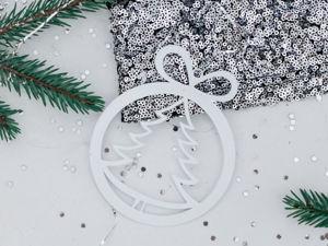 Почему ёлка стала символом Нового года и Рождества?. Ярмарка Мастеров - ручная работа, handmade.